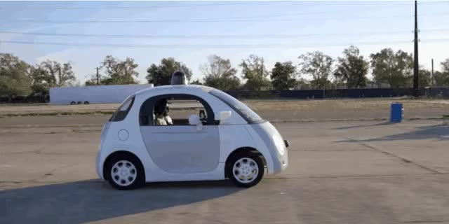 Watch Google's Got Less Self-Driving Data Than Tesla, but It's Better GIF on Gfycat. Discover more related GIFs on Gfycat