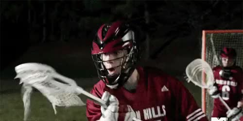 Watch Happy Stiles GIF on Gfycat. Discover more ball, dylan o'brien, gif, lacrosse, player, stiles stilinski, teen wolf GIFs on Gfycat
