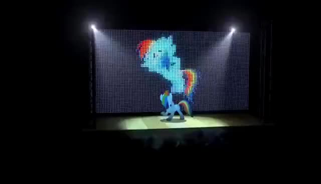 Watch and share Rainbow Dash GIFs on Gfycat