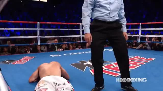 Watch Fight highlights: Gennady Golovkin vs. Vanes Martirosyan (HBO World Championship Boxing) GIF on Gfycat. Discover more boxing GIFs on Gfycat