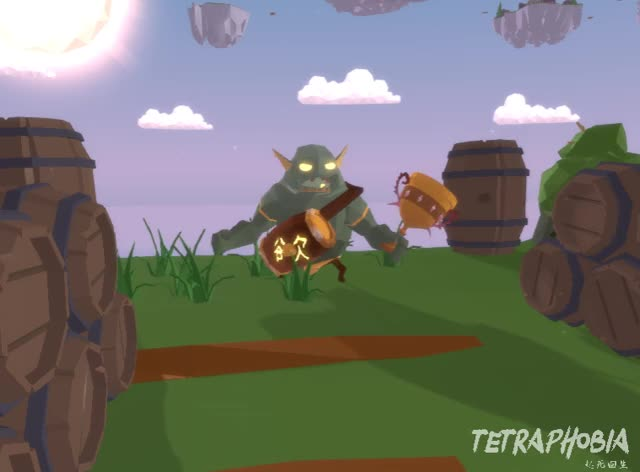 Watch and share 3dmodelling GIFs and Character GIFs by Tetraphobia Game on Gfycat