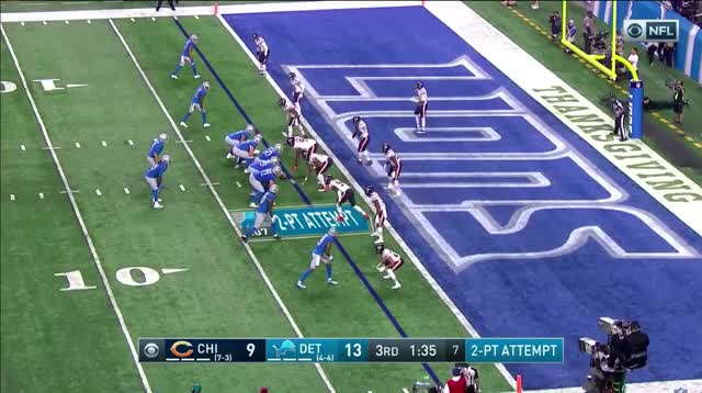 Watch and share Chicago Bears GIFs and Detroit Lions GIFs by nero466 on Gfycat