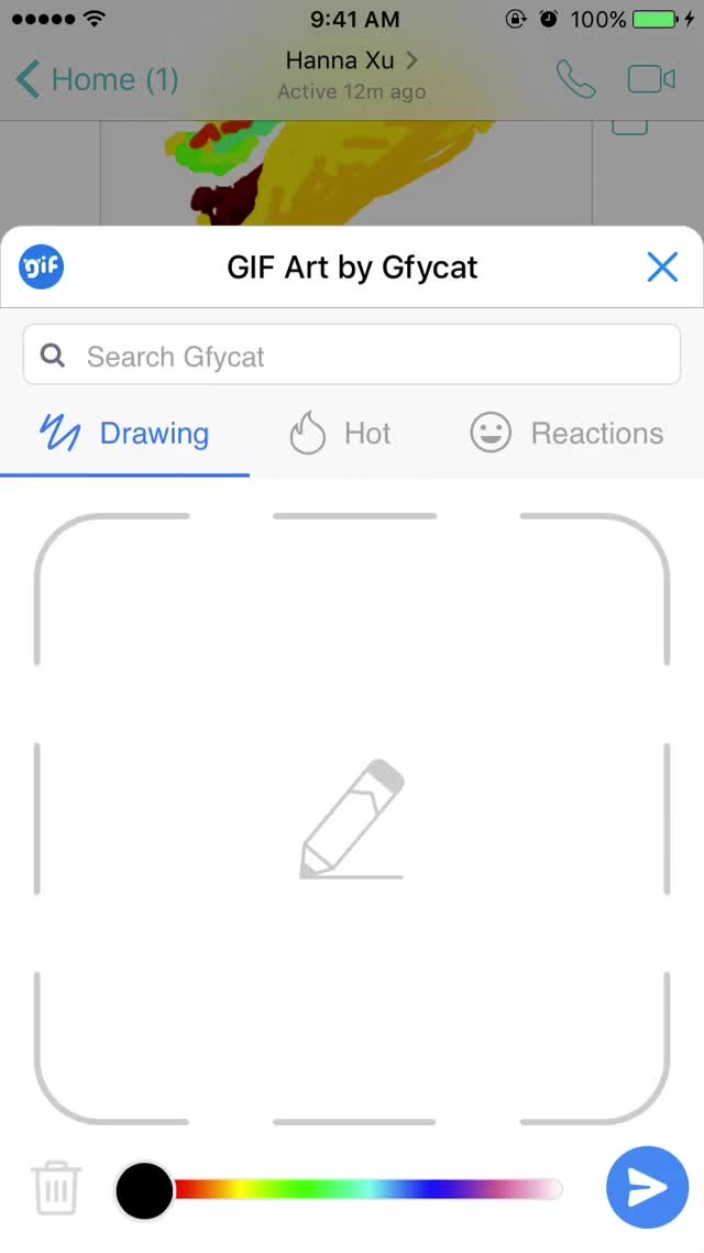 Watch and share Gfycat On Messenger GIFs and Facebook Messenger GIFs by Tutorials & Support on Gfycat