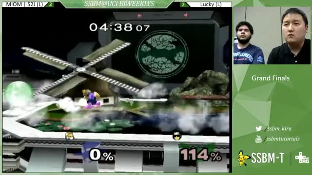 Watch EMG Super Smash Bros. Play of the Week 2016 - Episode 11 GIF on Gfycat. Discover more amsa, grsmash, leffen GIFs on Gfycat