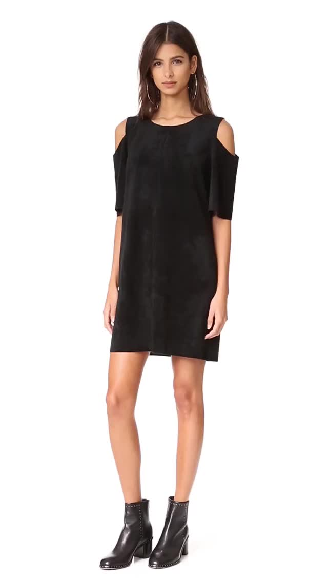 Velvet Alaina Faux Suede Dress SHOPBOP SAVE UP TO 30% Use C x264