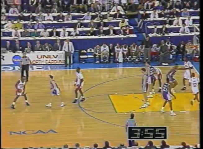 1991 NCAA Basketball National Semi Final Duke Vs UNLV
