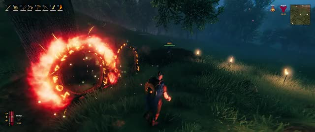 Watch and share Valheim 2021-02-23 22-26-19 GIFs by unnervings on Gfycat