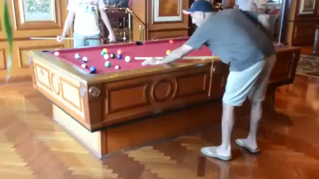 Watch and share [Request] Self-stabilizing Pool Table Would Look Awesome If It Were Stabilized (reddit) GIFs on Gfycat