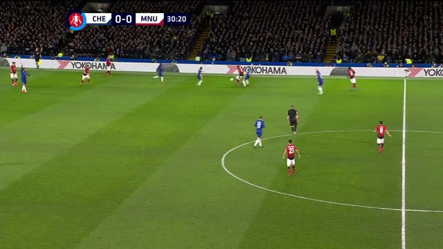 Watch and share 67 Herrera (FA Cup) (1) GIFs by mu_goals_xx on Gfycat