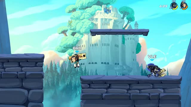 Watch and share Brawlhalla GIFs and Combo GIFs by vlekje513 on Gfycat