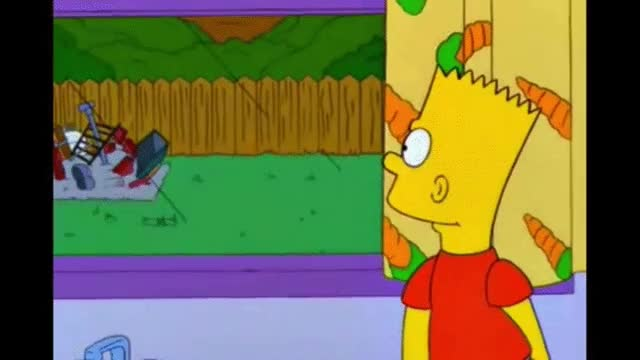 Watch and share Homer Builds A BBQ GIFs on Gfycat