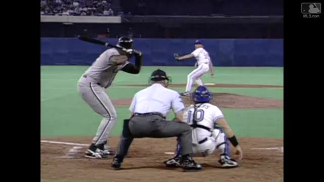 Watch and share Chicago White Sox GIFs and Frank Thomas GIFs by RD Database on Gfycat