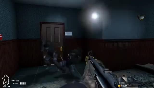 Random SWAT 4 Bullshittery