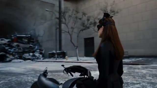 Watch and share The Dark Knight Rises GIFs and Catwoman GIFs on Gfycat