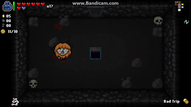 SPOILER] Do you hate trying? Use Monstro's Lung, Sacred Heart, and