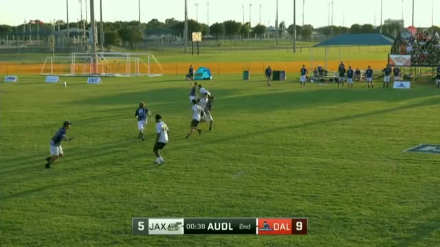 Watch Dallas Roughnecks Throwing Clinic In Opening Round Of 2017 AUDL Playoffs GIF on Gfycat. Discover more related GIFs on Gfycat