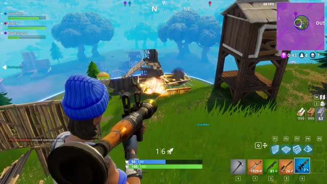 Watch and share Fortnite 02.16.2018 - 20.47.33.13.DVR GIFs by rabix99 on Gfycat