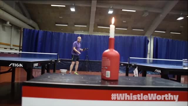 Watch and share Amazing Trick Shots GIFs and Table Tennis Serve GIFs on Gfycat