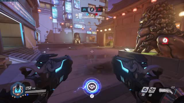 Watch satisfying GIF by pblpbl on Gfycat. Discover more overwatch, potg, reaper, zarya GIFs on Gfycat