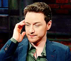 Watch 1k interview james mcavoy hnnnngg jamesgif telepathy kink teagifs GIF on Gfycat. Discover more james mcavoy GIFs on Gfycat