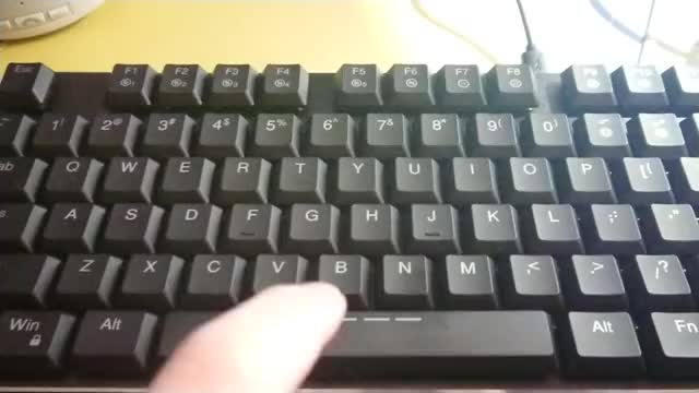 Watch and share Havit Keyboard LED Effects - Linger GIFs by abcrust on Gfycat