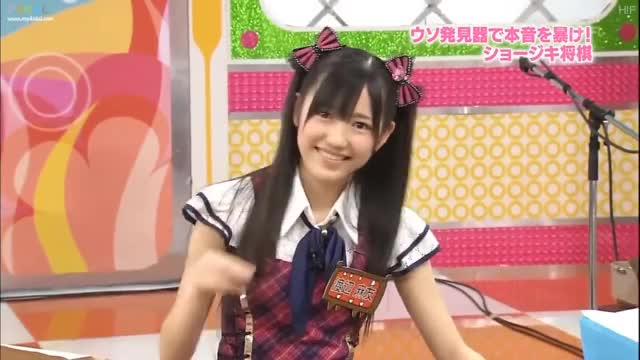 Watch and share Watanabe Mayu GIFs and Akbingo GIFs by Cui Cui on Gfycat