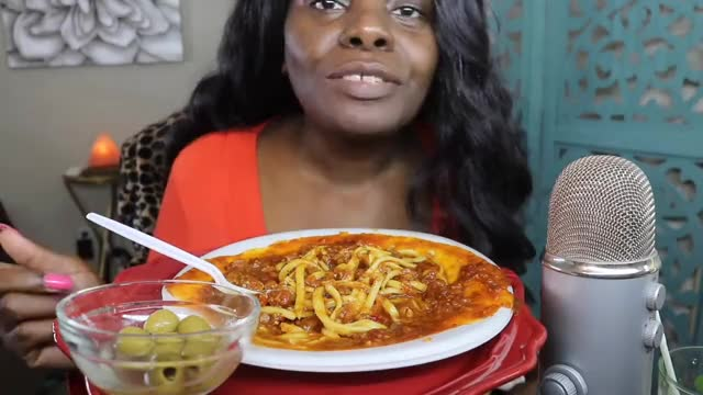 Watch Spaghetti ASMR Eating MOUTH SOUNDS GIF on Gfycat. Discover more related GIFs on Gfycat