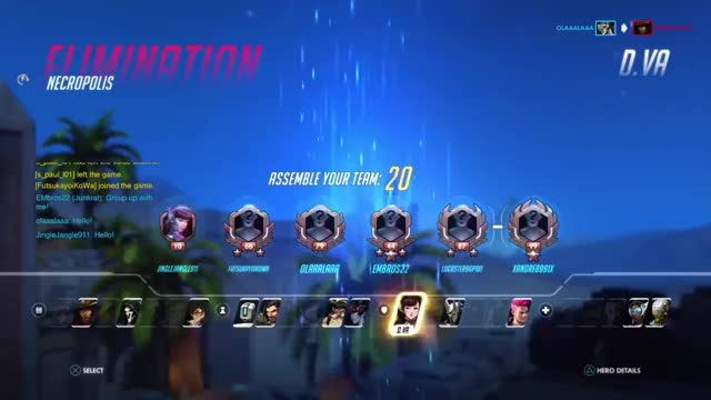 Watch Overwatch: Guess I won't play Zenyatta then... GIF by BOZO77 (@bozo77) on Gfycat. Discover more PS4share, BS, PlayStation 4, SHAREfactory™, Sony Interactive Entertainment, shooterboy96, {5859dfec-026f-46ba-bea0-02bf43aa1a6f} GIFs on Gfycat