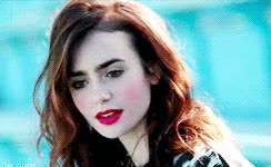 Watch lily-collins gif GIF on Gfycat. Discover more lily collins GIFs on Gfycat