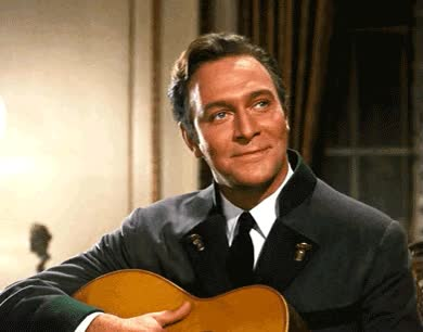 Watch and share Captain Von Trapp: It's The Dress. You'll Have To Put On Another One Before You Meet The Children. GIFs on Gfycat