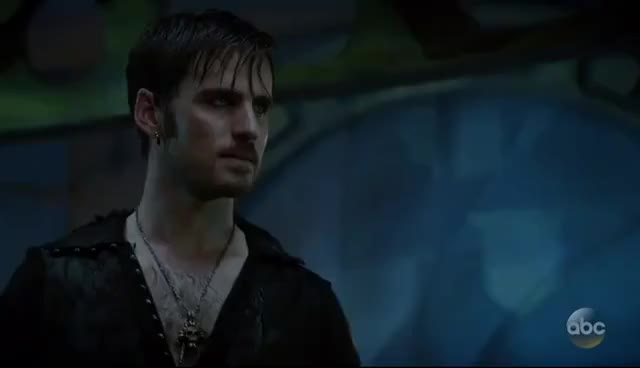 Watch Once Upon A Time - 6x06 Dark Waters - Should be Captain in there GIF on Gfycat. Discover more related GIFs on Gfycat