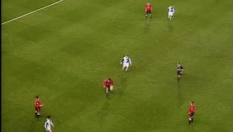Watch Andy Cole. Blackburn - MU. 06.04.1998 GIF by @fatalali on Gfycat. Discover more related GIFs on Gfycat
