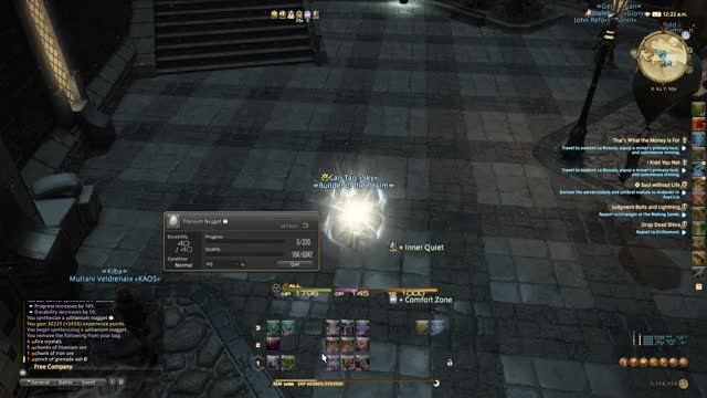 Watch and share FFXIV Crafting GIFs on Gfycat