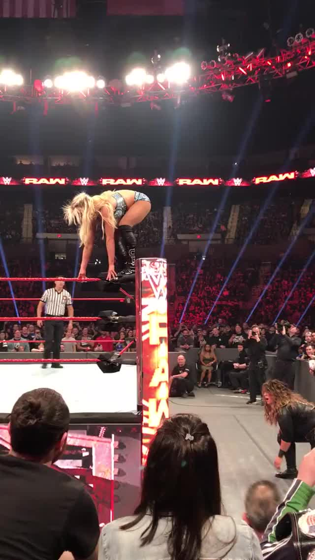 Watch Charlotte Faceplant GIF on Gfycat. Discover more SquaredCircle GIFs on Gfycat