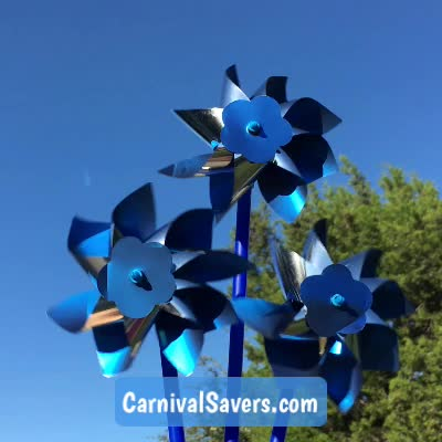 Watch and share Carnival Savers GIFs and Blue Pinwheels GIFs by Carnival Savers on Gfycat