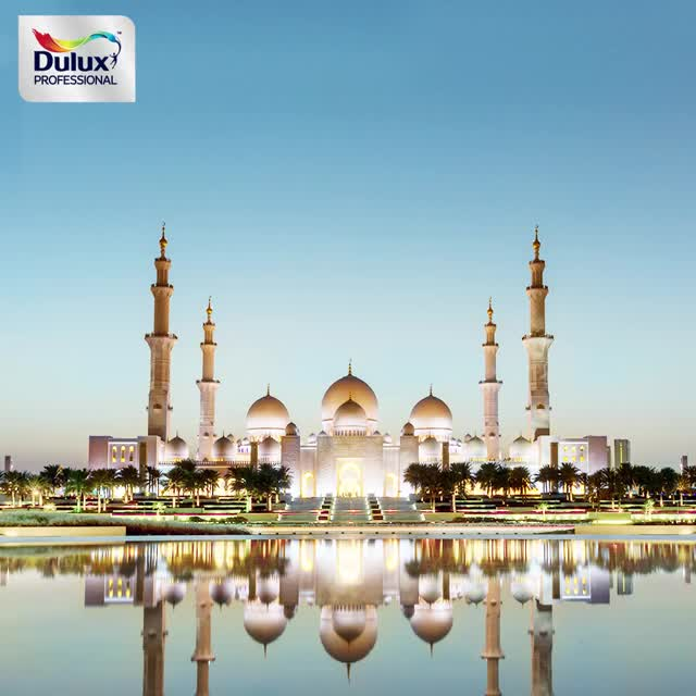 Watch and share Dulux Pro-Dulux Ramadan GIFs on Gfycat
