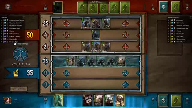 Watch Agile Scoia GIF on Gfycat. Discover more Gwent GIFs on Gfycat