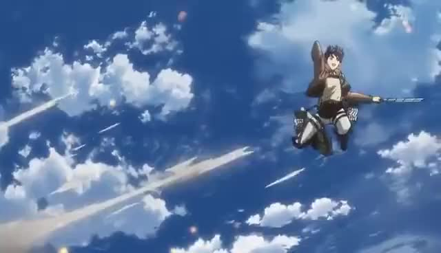 Watch Eren GIF on Gfycat. Discover more Attack on Titan, Eren GIFs on Gfycat