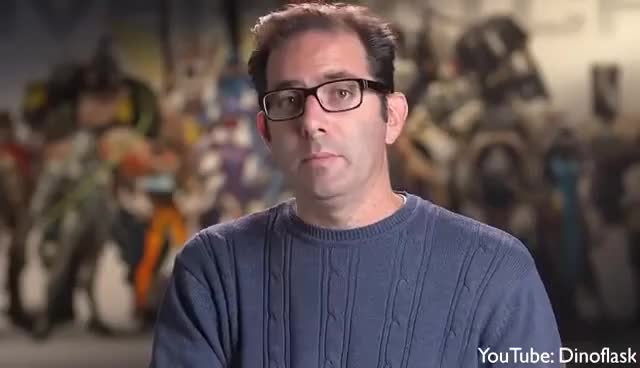 Watch Jeff Kaplan: the upcoming 2017 patch and Mei's Christmas skin. GIF on Gfycat. Discover more related GIFs on Gfycat