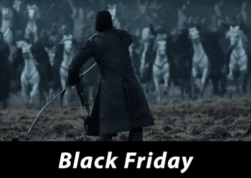 Watch this black friday GIF by Reaction GIFs (@sypher0115) on Gfycat. Discover more black friday, blackfriday, cyber monday, sales, thanksgiving GIFs on Gfycat