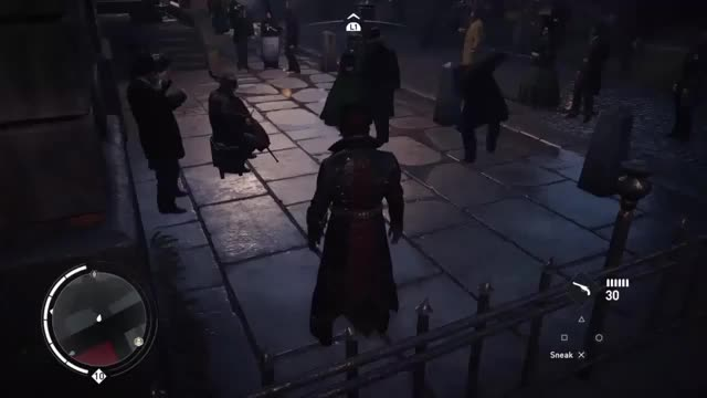 Assassin's Creed: Syndicate - Rave