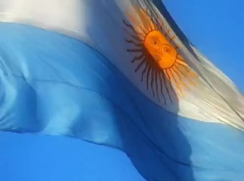 Watch and share Argentina GIFs and Bandera GIFs on Gfycat