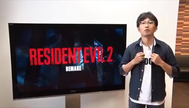 Watch and share Resident Evil 2 Remake – We Do It GIFs on Gfycat