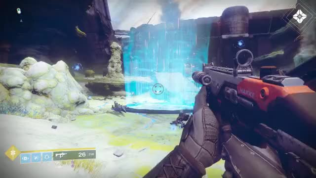 Watch and share Video Game GIFs and Destiny 2 GIFs by Valision on Gfycat