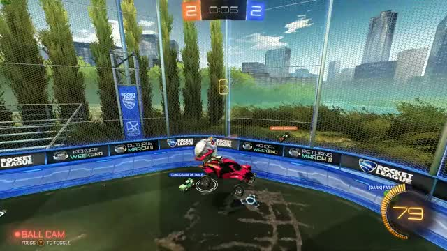 Watch and share Rocket League GIFs by sniperjdm on Gfycat