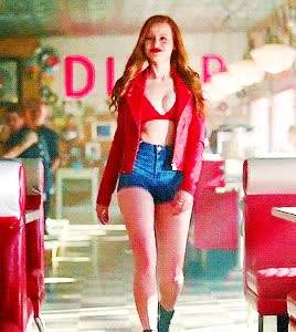 Watch and share Madelaine Petsch GIFs and Riverdale GIFs by ghjj5744 on Gfycat