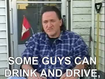Watch and share Ray Tests His Limits And Trailer Park Boys Ray Memes animated stickers on Gfycat