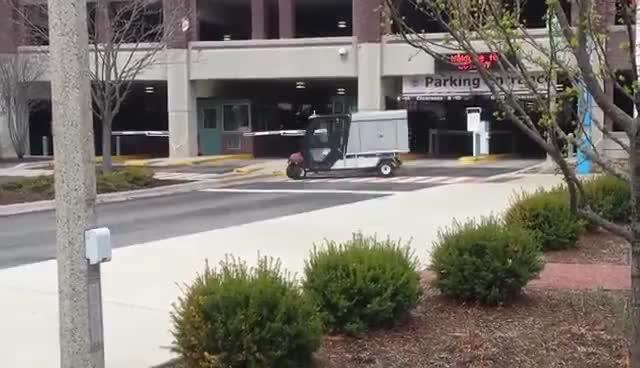 Fail, Golf, Golf Cart, Golf Cart Fail GIFs
