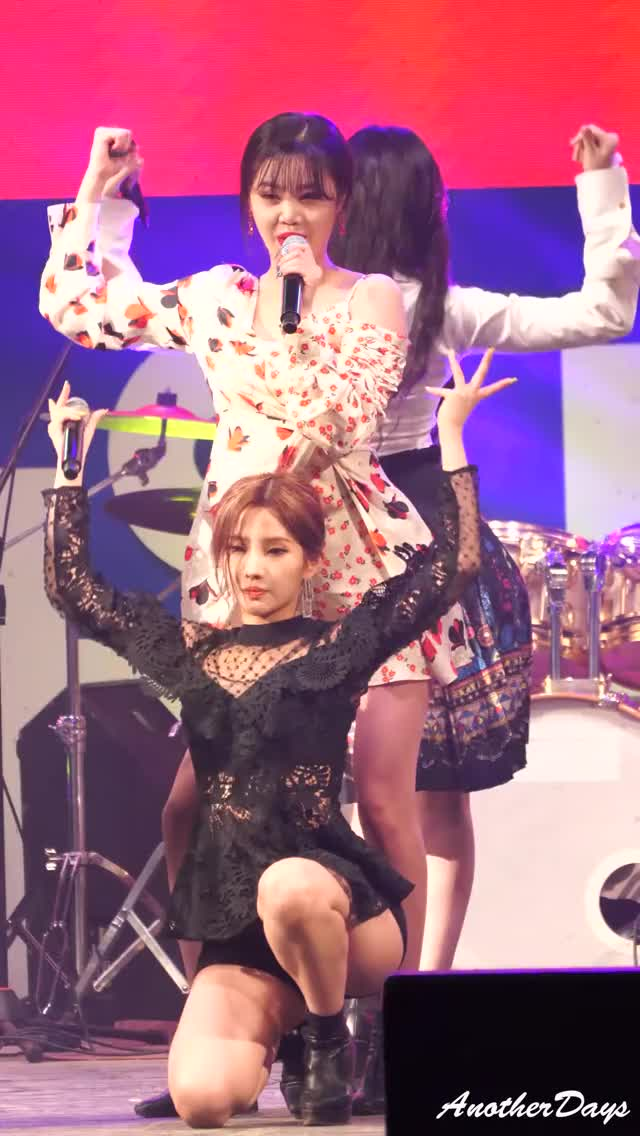 Watch and share G-Idle - Soyeon 1 GIFs by Cyan on Gfycat