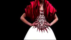 Watch and share Alexander Mcqueen GIFs and Tanya Dziahileva GIFs on Gfycat